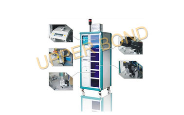 China 110V 60 Hz, 220V 50Hz Laser Perforation Maschine Zigaretten und Filter Rod Teststation distributeur